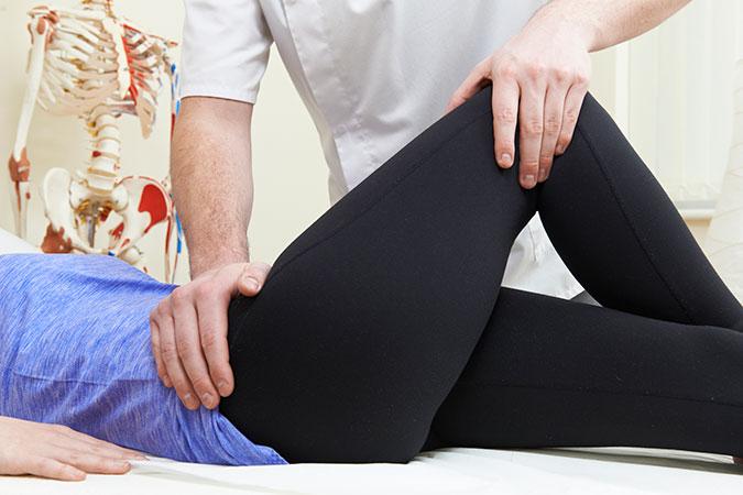 Chronic Pain St. Petersburg FL Hip Pain Exam
