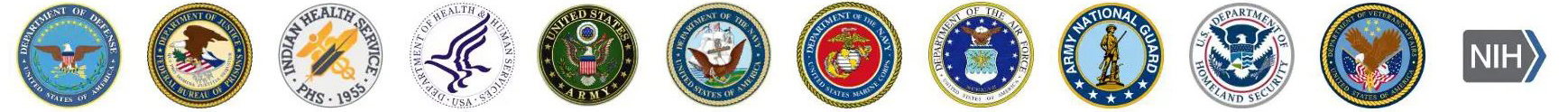 Government Agencies Logos